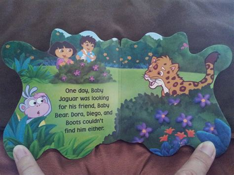 Diego Saves Baby Jaguar Adventures With And Diego Puzzle Activity Board