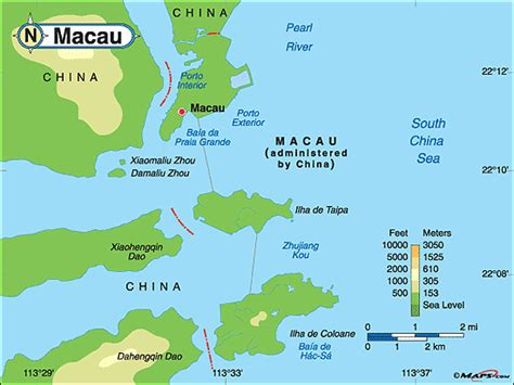 macao on world map image macau on world map