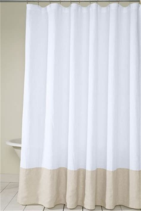 beige linen curtains ooh white with beige bottom nice for window curtains