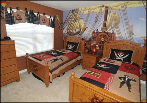 Pirate Themed Bedroom Ideas | decorating theme bedrooms maries manor pirate bedrooms