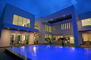 lamb residence contemporary pool other metro by luher house