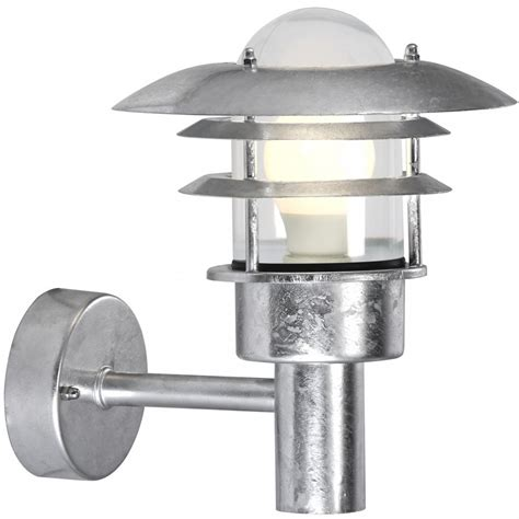 garden wall light ip44 insulated