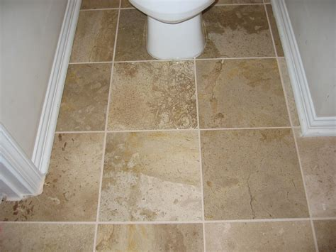 how to tile bathroom floor travertine tiles for bathroom travertine pavers