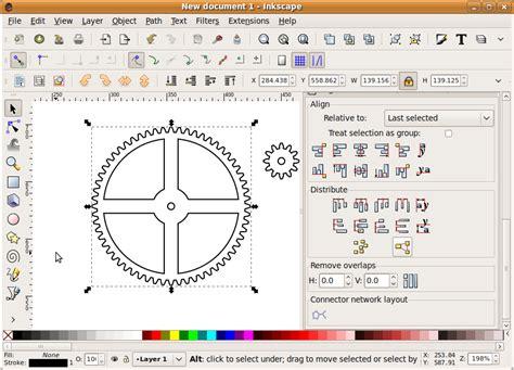 inkscape tutorial gear mi hobby con microcontroladores pic y arduino esquemas y