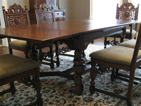 1930 Dining Room Furniture 1930 Dining Room Furniture Dining Table 1930 Dining Table Chairs 1930s Grand Rapids Dollhouse