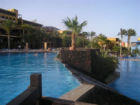 barcelo resort fuerteventura map panoramio photo of piscina en hotel barcelo jandia playa