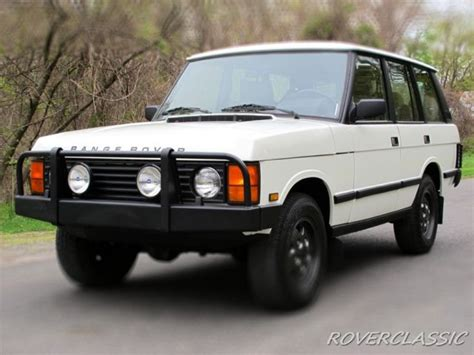 how to sell used cars 1991 land rover range rover seat position control 1991 land rover range rover great divide edition classic land rover range rover 1991 for sale