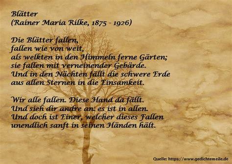 Heinz Erhardt Gedichte Herbst 5528 by Herbstgedichte Gedichte Zum Herbst