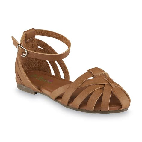 closed toe sandals for petalia s payel brown closed toe sandal shop your