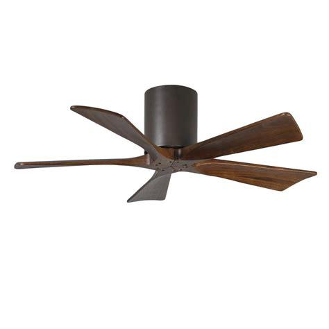 high tech ceiling fan radionic hi tech rylie 42 in 5 blade textured bronze