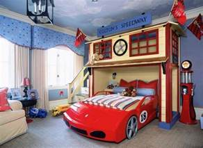 car themed bedroom themed kids room decoration and interior design ideas