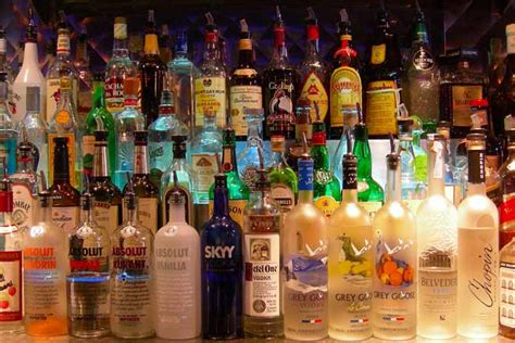 Top Shelf Drinks List by Bar Vs Pub Difference And Comparison Diffen