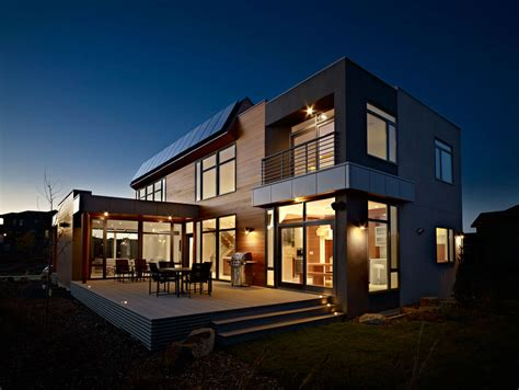 modern contemporary homes bright contemporary home in edmonton canada