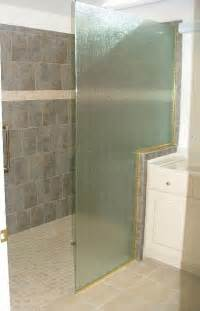 frameless glass shower door installation in williamsburg