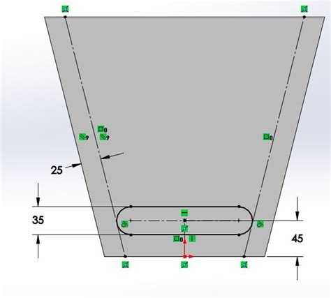 Solidworks Linear Pattern Vary Sketch | linear patterning in solidworks computer aided technology