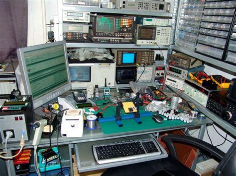 electronic lab mesas de trabajo taller electronics