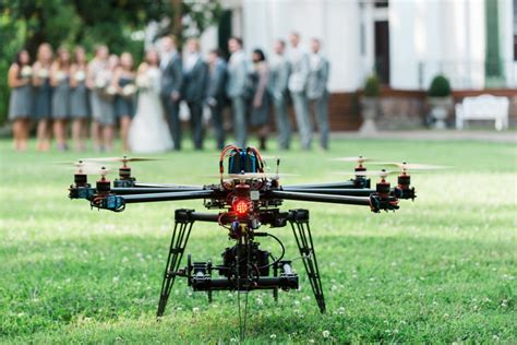 4 Questions to Ask Your Wedding Drone Photographer   DRONELIFE