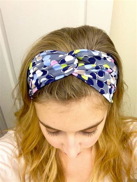 How To Make Handmade Hair Bands - 17 best ideas about headband pattern on fabric