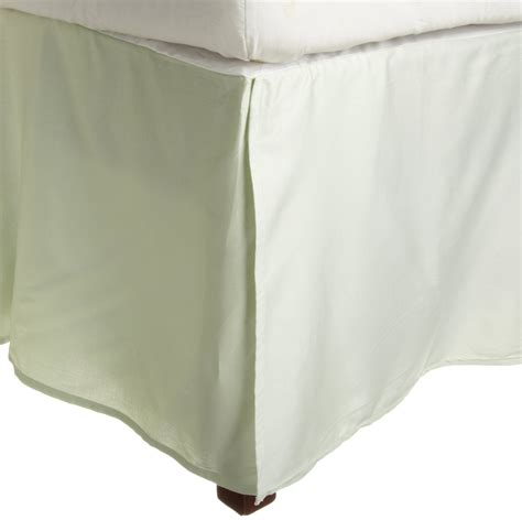long bed skirt luxury 300 thread count 100 extra long egyptian giza cotton bed skirts solid ebay