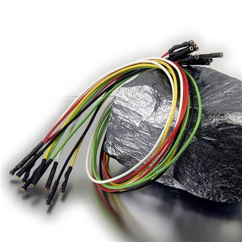 Produk Jumper Wires White Header 4 Pin 12 to jumper cables anchor electronics
