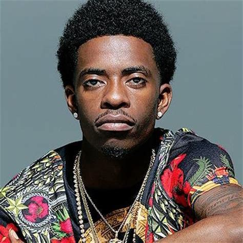 Rich Homie Quan Hair | rich homie quan 2018 haircut beard eyes weight