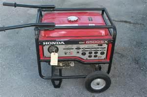Honda Em6500sx Honda 6500 Generator Review Ebooks