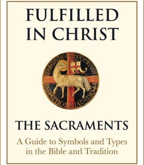 new books fr new book by fr devin roza lc provides a map to the symbols in the sacraments that run through