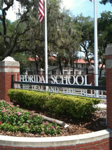 Florida School For The Blind florida school for the deaf and blind