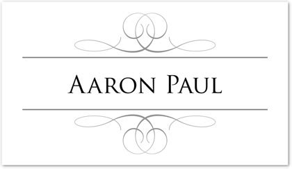 Table Name Cards Template For Mac by Seating Place Cards Template No2powerblasts