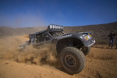 baja truck racing bfgoodrich 174 tires captures 28th overall baja 1000