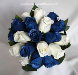 blue wedding bouquets wedding bouquets white and blue wedding bouquets