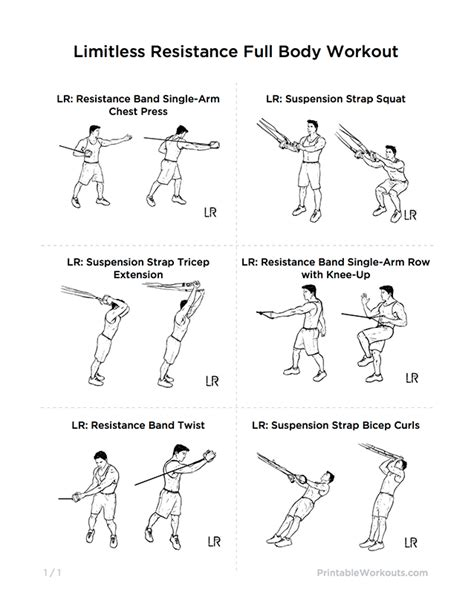 limitless resistance workout for and