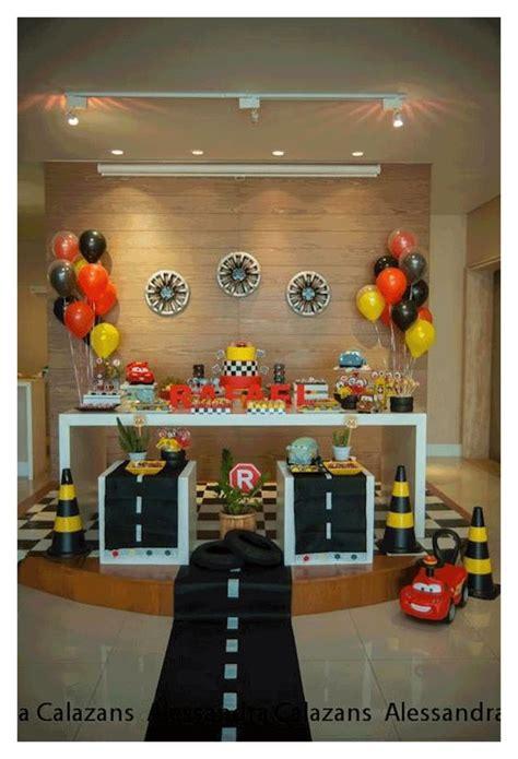 fiesta infantil tematica cars   decoracion de