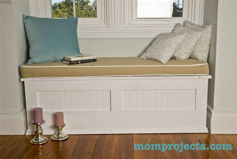 how to make bench cushion how to make a window seat cushion with piping mom projects
