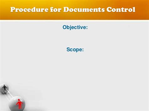 Iso Document Procedure