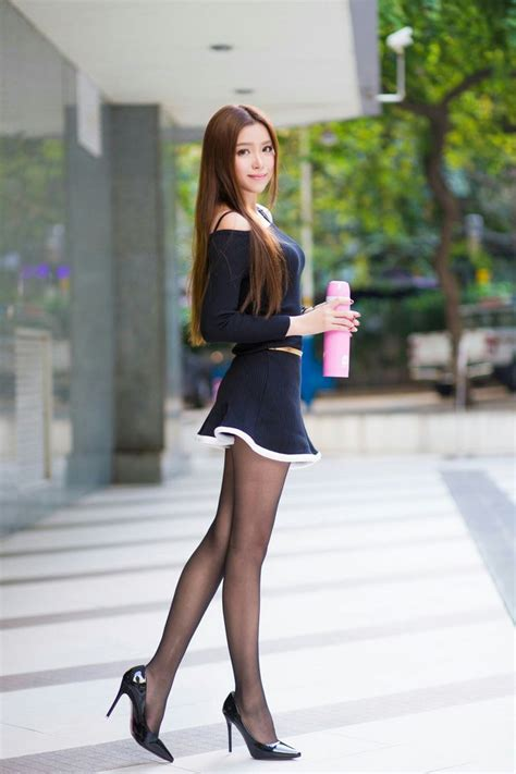 beautiful asian with legs in seamed 17 best images about asian nylons on