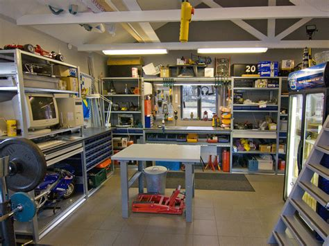 Garage Organization Uk Garage And Workshop Products Dexion Special Product