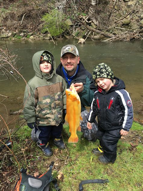 pa fish and boat regional reports mentored events to kick off 2017 pennsylvania fishing
