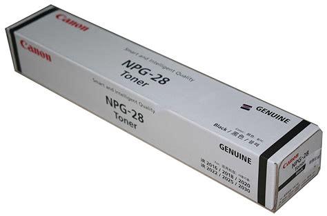 Toner Npg 28 toner canon npg 28