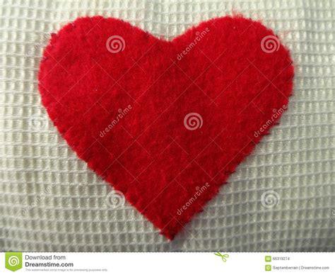 Handmade Hearts - variety of handmade hearts stock photo cartoondealer