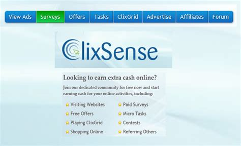 Win Money Online India Free - clixsense review how much money indian can earn here