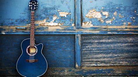 guitar wallpaper for android hd blue guitar wallpaper wallpaper studio 10 tens of