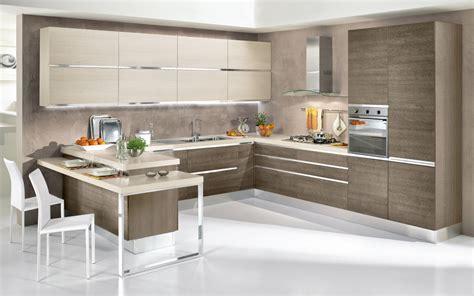 Cucina Grigio Chiaro by Oasi