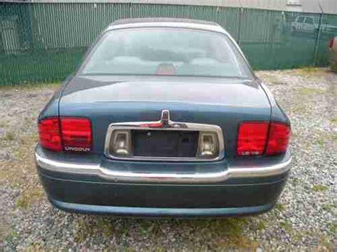 2001 lincoln ls motor buy used 2001 lincoln ls v8 bad motor mechanics special no