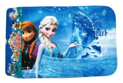Tenda Rumah Frozen Elsa Promo Price jual keset frozen elsa biru 38 x 59 kes11 di