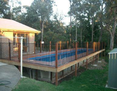 Diy  Ground Pool Kits Lap Pools Homestyle