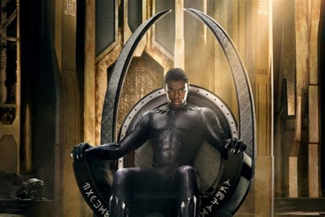 Black Panthers Also Search For Black Panther Poster Draws Mixed Reactions From