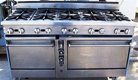 sunfire oven pilot light jade range refurbished heavy duty restaurant range 10