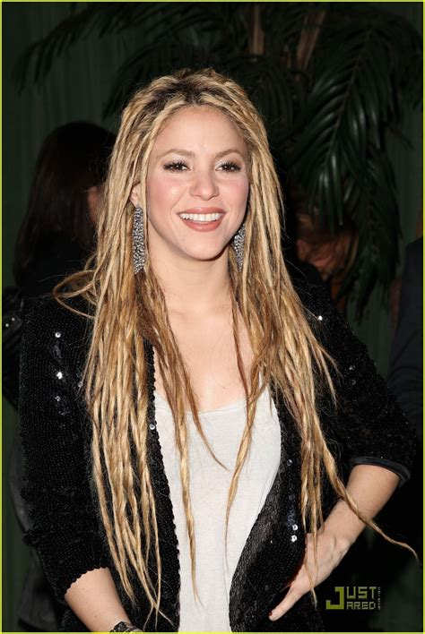 with dreads shakira images shakira is dreadlocks dazzling hd wallpaper and background photos