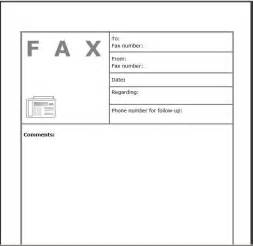 How To Fill Out A Cover Letter by Facsimile Cover Sheet Pdf Fill Out Fax Cover Sheet Fax